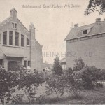 gerefkerk en villa jacoba 1912