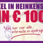Win 1000 Euro in Heinkenszand