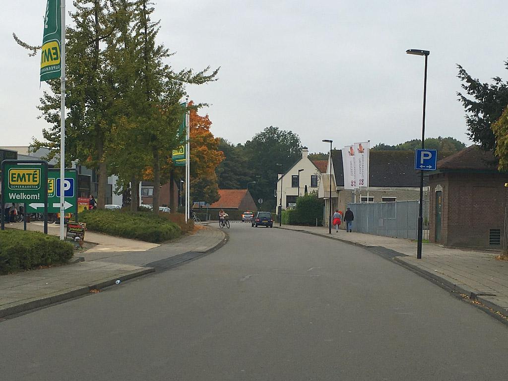 Stenevate blijft 30-km zone en krijgt klinkers