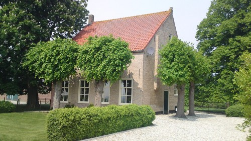 Vakantiehuis het Vleugelhof
