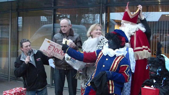 Familie de Jonge wint shoptegoed