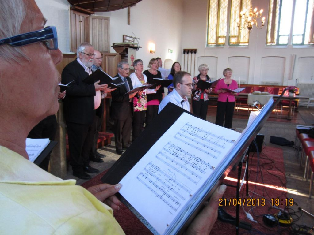 The Key Singers Heinkenszand
