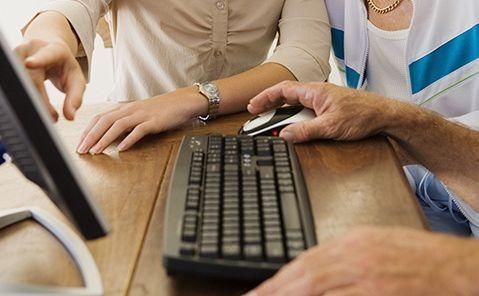 Gratis computercursus voor beginners in de Bibliotheek: Klik & Tik