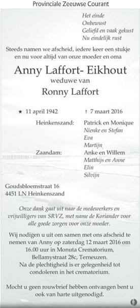 anny lafort-eikhout