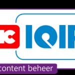 IHC Iqip website content beheer
