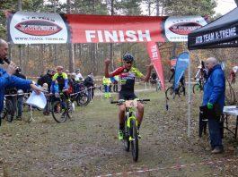 Winst voor Jarmo Visser in Burgh-Haamstede