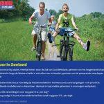 fietsverhuur in zeeland doe je bij Fietswereld Bliek in Heinkenszand
