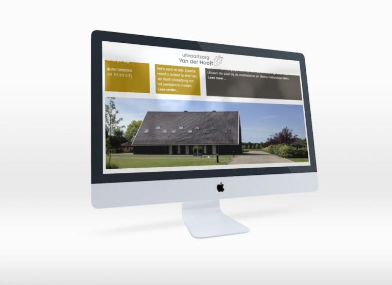 Uitvaartzorg Van Der Hooft online