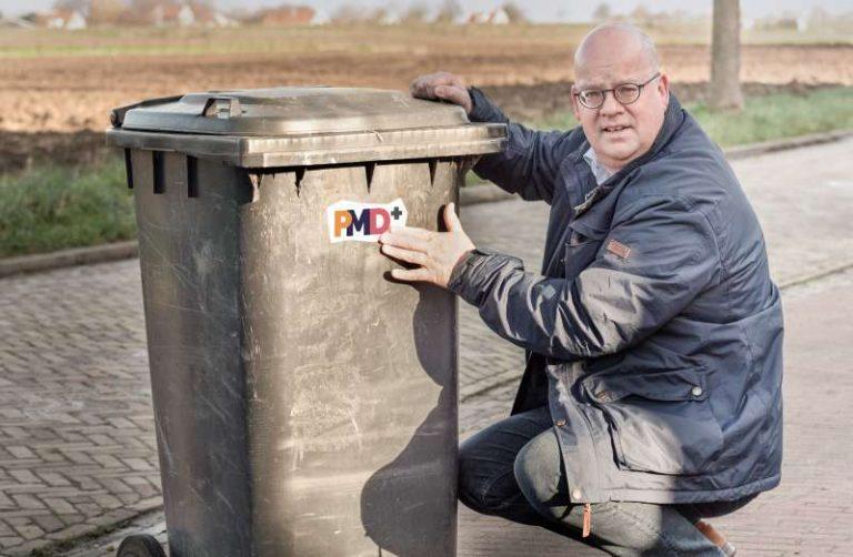 Gemeente Borsele start per 1 januari met nascheiden van PMD-afval