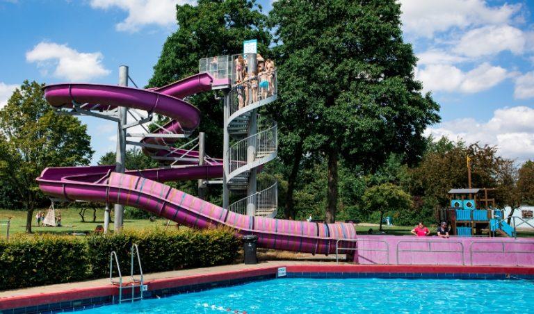 Zwembad Stelleplas is klaar voor komende warme dagen